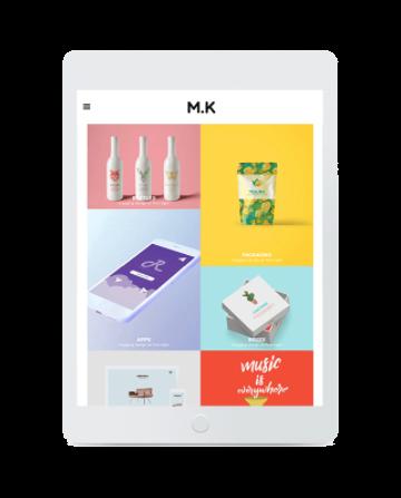 modèle mkphone tablette