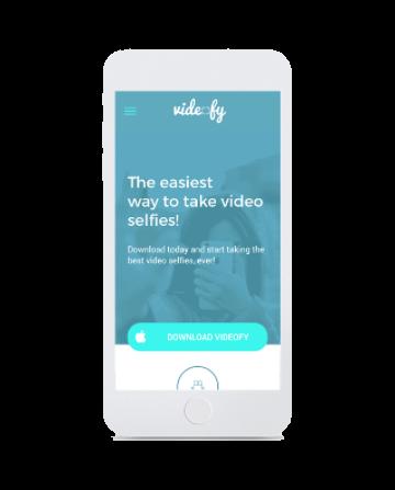 modele videofy smartphone