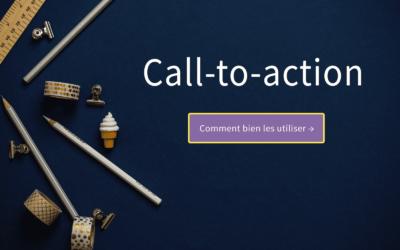Les bonnes pratiques du Call to Action